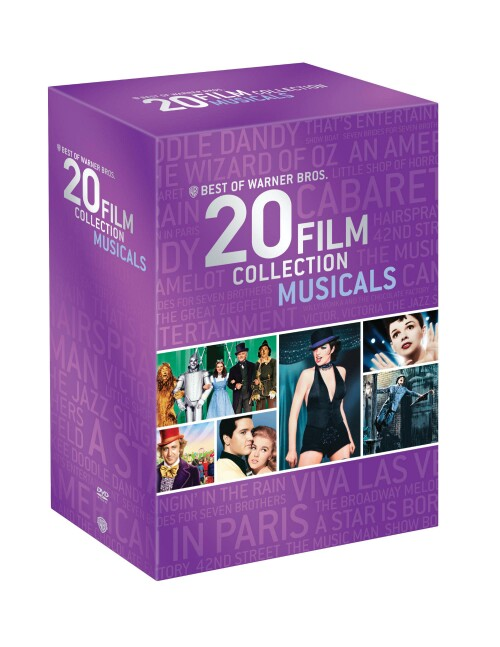 20 Film Collection Musicals