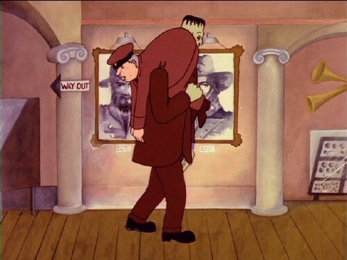 The Addams Family Animated Series