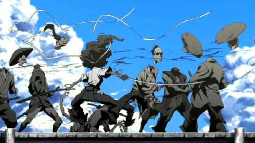 Afro Samurai resurrection DVD Review