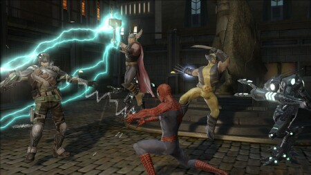Marvel Ultimate Alliance 2: Civil War
