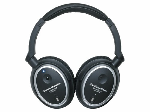 Audio-Technica ATH-ANC7b Quietpoint Noise-Cancelling Headphones