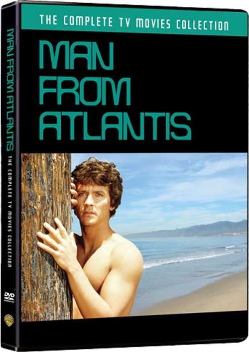 The Man from Atlantis Complete TV Movies DVD