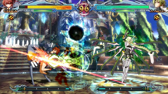 BlazBlue Chrono Phantasma Extend