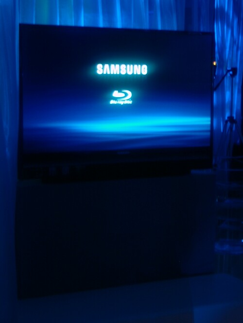 Samsung Blu Ray Event