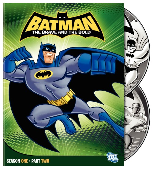 Batman: The Brave And The Bold Season One Part 2 DVD