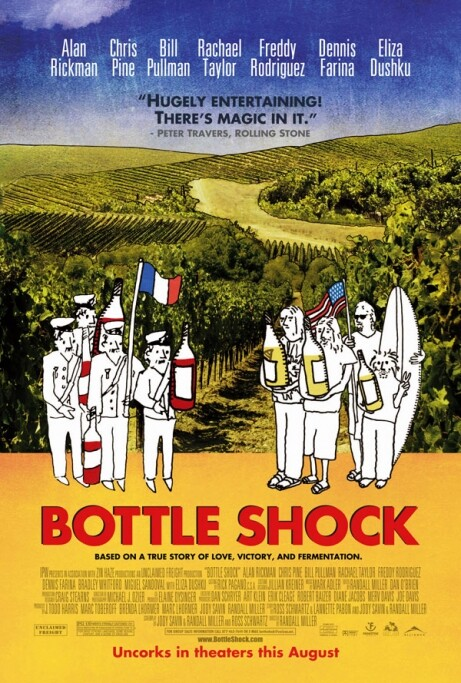 Bottle Shock Review