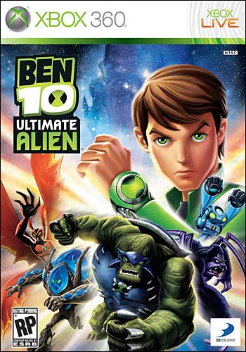 Ben Ten Ultimate Alien Cosmic Destruction