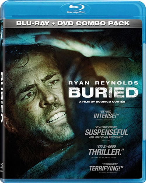 Buried DVD/Blu Ray