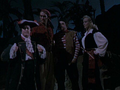 Abbott and Costello Meet Captain Kidd DVD