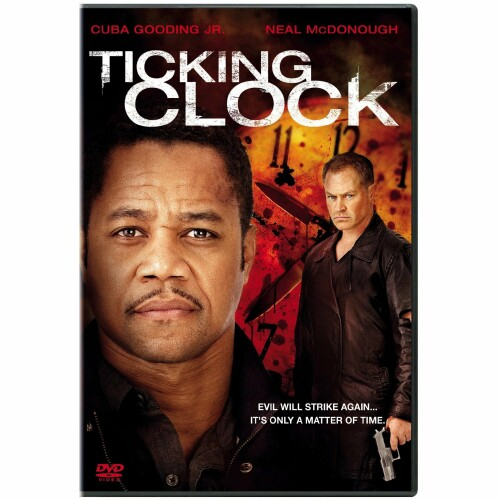 Ticking Clock DVD. In Ticking Clock, Cuba plays Lewis Hicks, a journalist