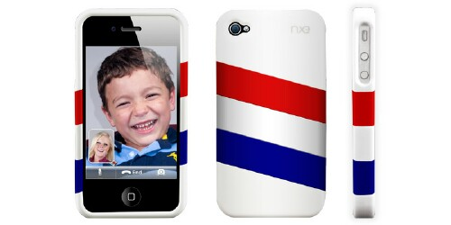 NXE COLORSLIDER iphone 4 case