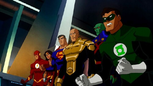 Justice League: Crisis on Two Earths Review