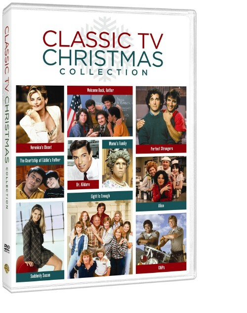 Classic TV Christmas Collection DVD Review | The Other View ...