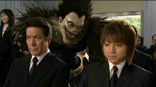 Death Note Live Action film Parts 1 and 2 DVD Review | The ...