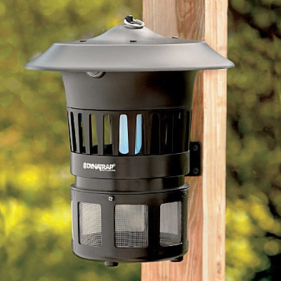 Dynatrap insect trap review the other view for Dynatrap insect trap
