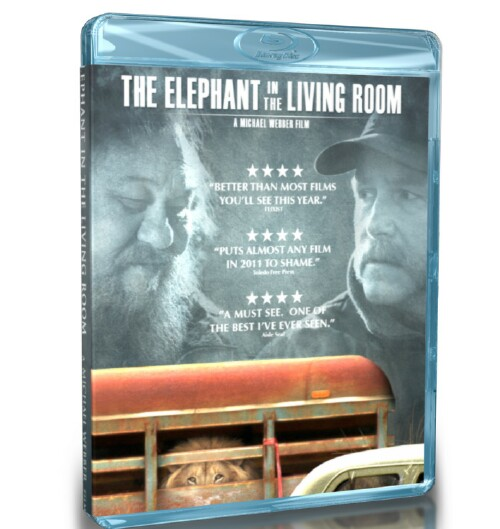 The Elephant in the Living Room DVD