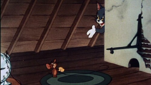 Tom and Jerry Fur Flying Adventures Volume 3 DVD