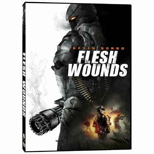 Flesh Wounds DVD