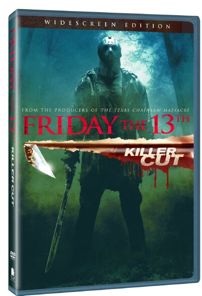 Friday the 13th Killer Cut Review