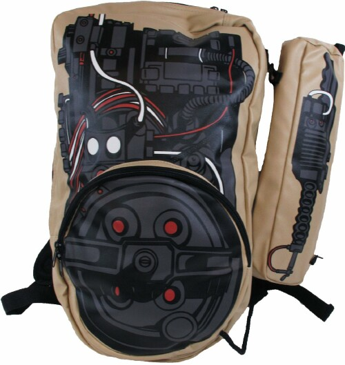 ThinkGeek Ghostbusters Proton Back Pack