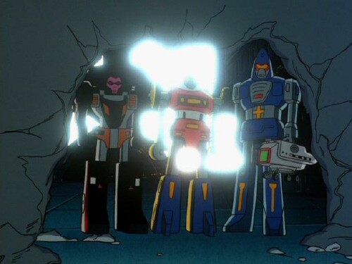 Challenge of the Gobots DVD
