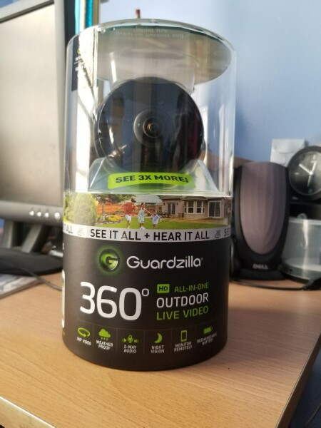 Guardzilla Outdoor 360