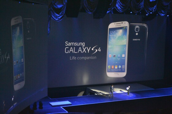 Samsung Galaxy S IV Event