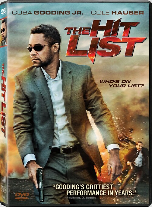 The Hit List DVD
