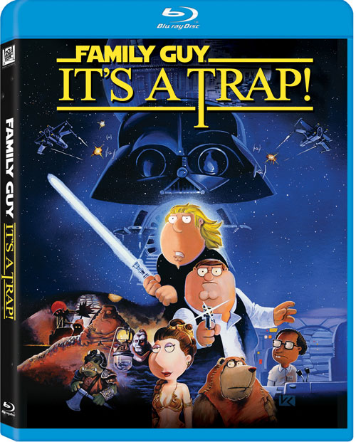 Family Guy: Its a Trap