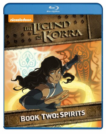 Korra Book two