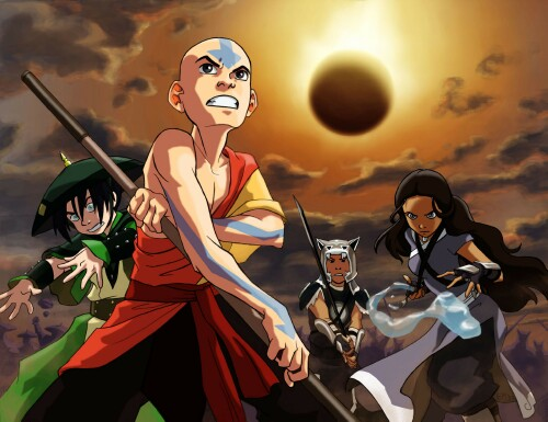 Avatar: The Last Airbender Book One
