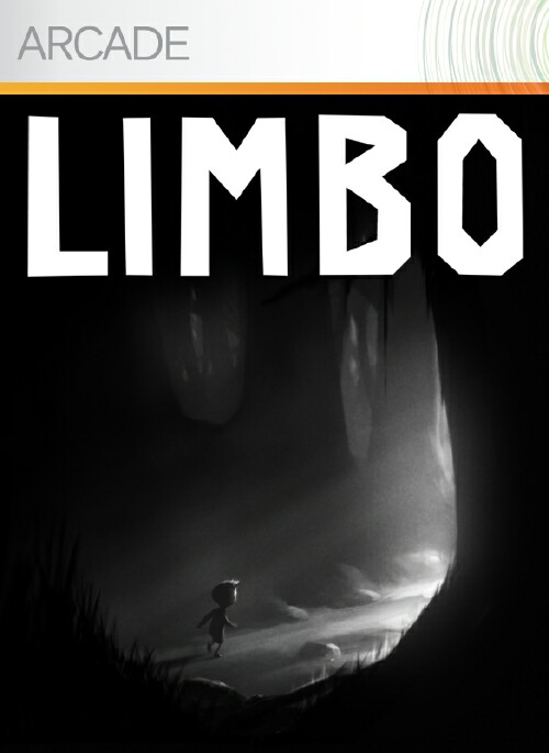 Playdead's Limbo Box Art