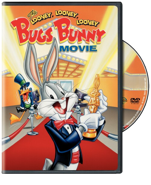 The Looney, Looney, Looney Bugs Bunny Movie DVD
