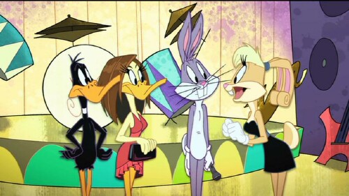 The Looney Tunes Show Season One Volume Three