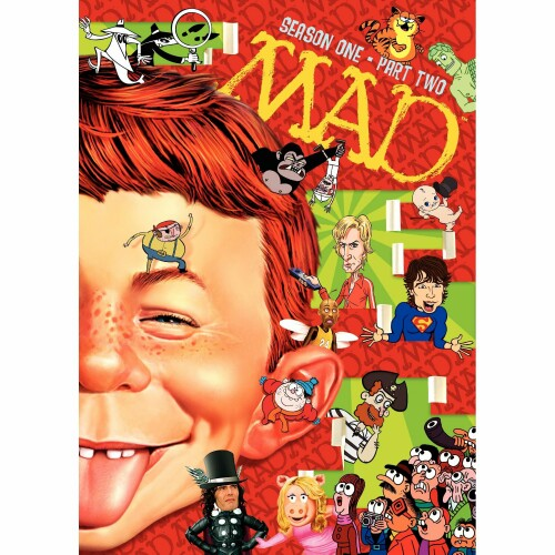 Mad Season One Volume Two DVD