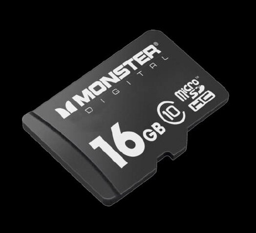 Monster Digital MicroSD Card