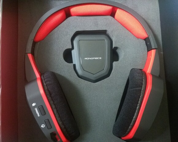 Monoprice Wireless Gaming Headsets