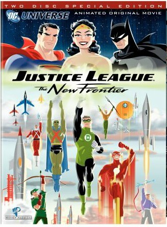 Justice League: A New Frontier Review