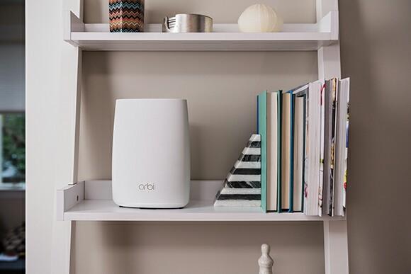 Netgear Orbi Ac3000 Tri Band Wi Fi System Review The