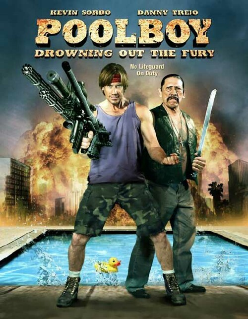 Poolboy Drowning Out the Fury DVD