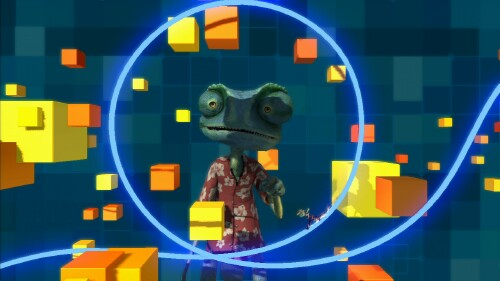 Rango The Video game