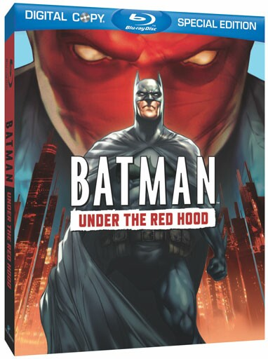 Batman: Under The Red Hood Box