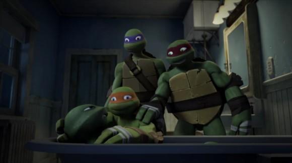 Teenage Mutant Ninja Turtles Retreat Dvd Review The