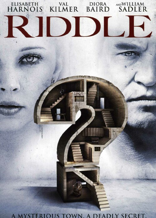 Riddle DVD