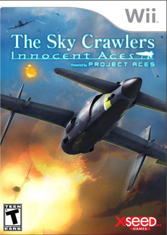 Sky Crawlers: Innocent Aces