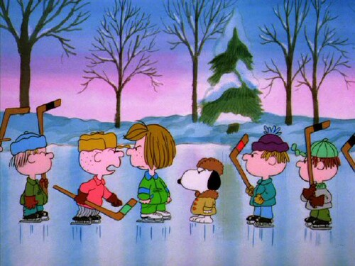 Happiness is... Peanuts: Snow Days DVD
