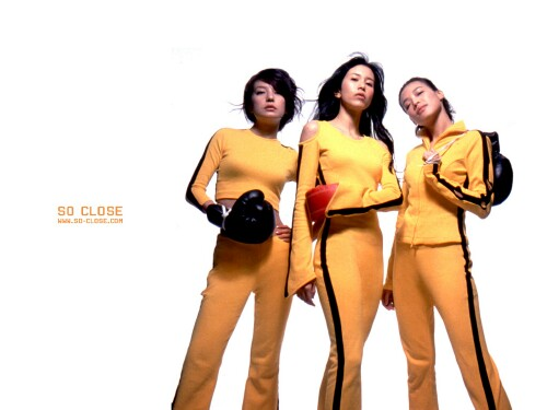 Chik Yeung Tin Si aka So Close DVD Review | The Other View