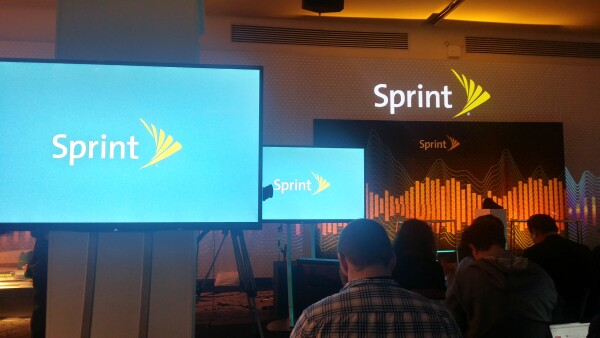 Sprint/HTC One Event