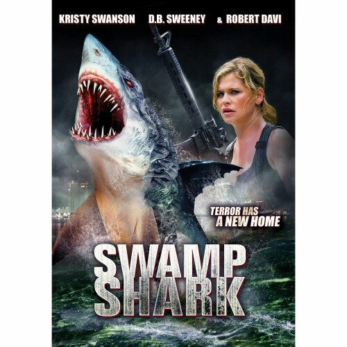 Swamp Shark DVD