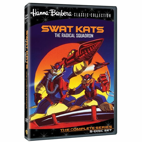 Swat Kats The Radical Squadron DVD